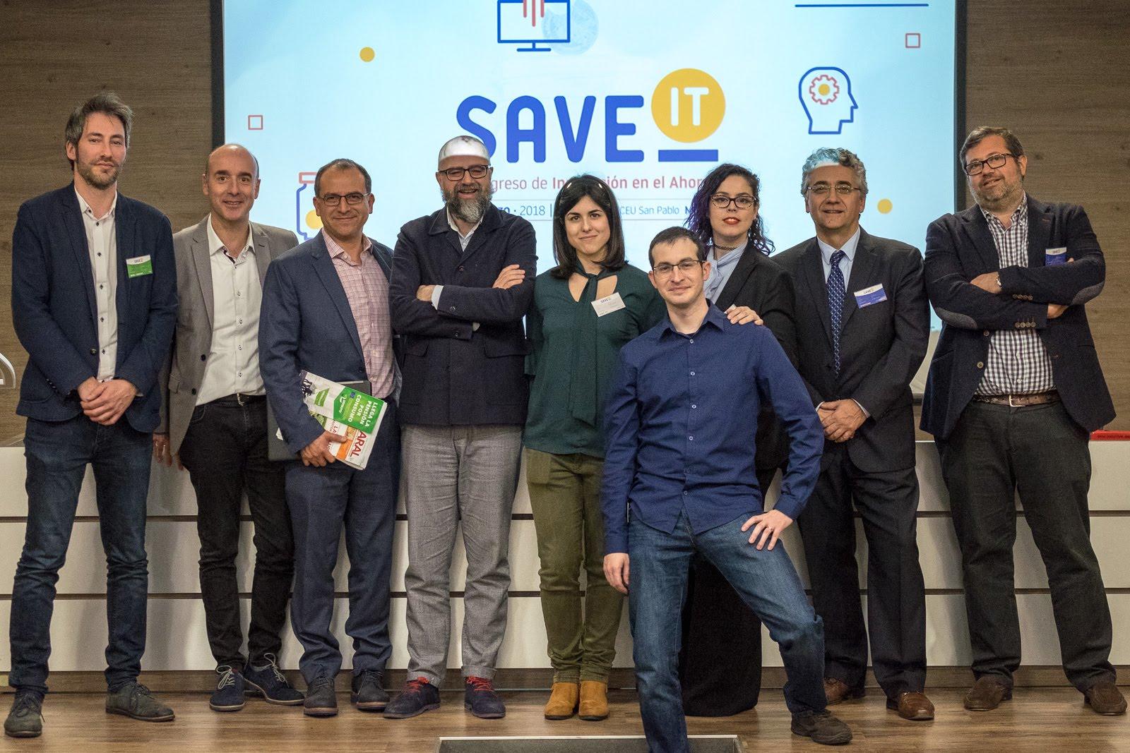 Crónicas en medios y álbum de fotos de Save IT, El primer congreso de la Innovación en el Ahorro