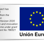 This project has received funding from the  European Union's Horizon 2020 research and innovation programme under grant agreement No 766521