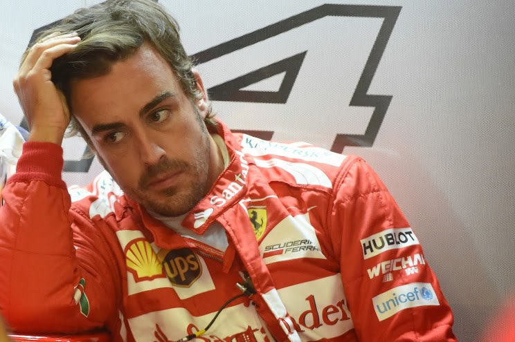 La paciencia de Fernando Alonso