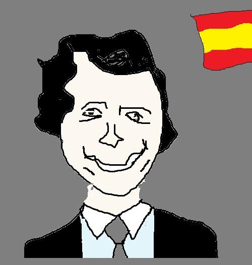 Nicolás Gómez Iglesias, el nuevo líder español