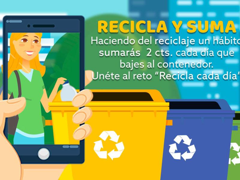 Reciclo y Sumo