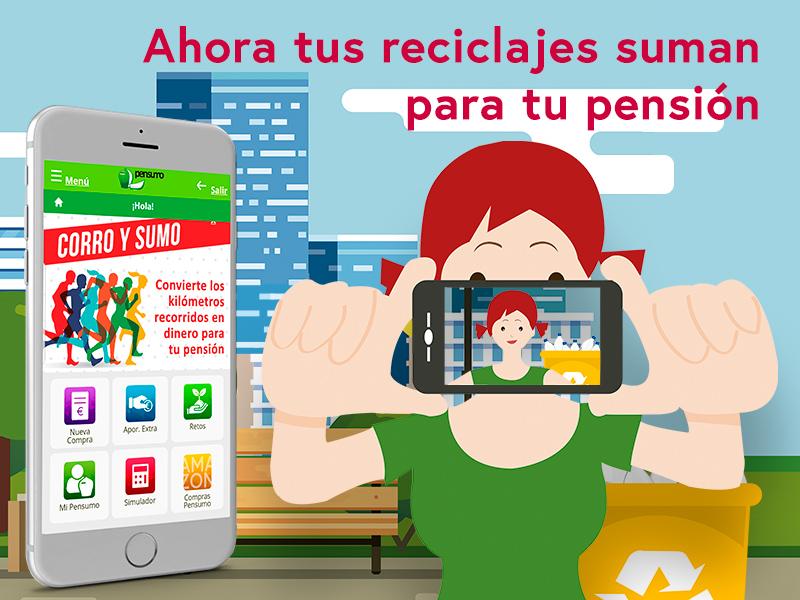 """Pensumo en 'Heraldo de Aragón': """"Reciclar en La Almozara tiene premio para el bolsillo"""""""