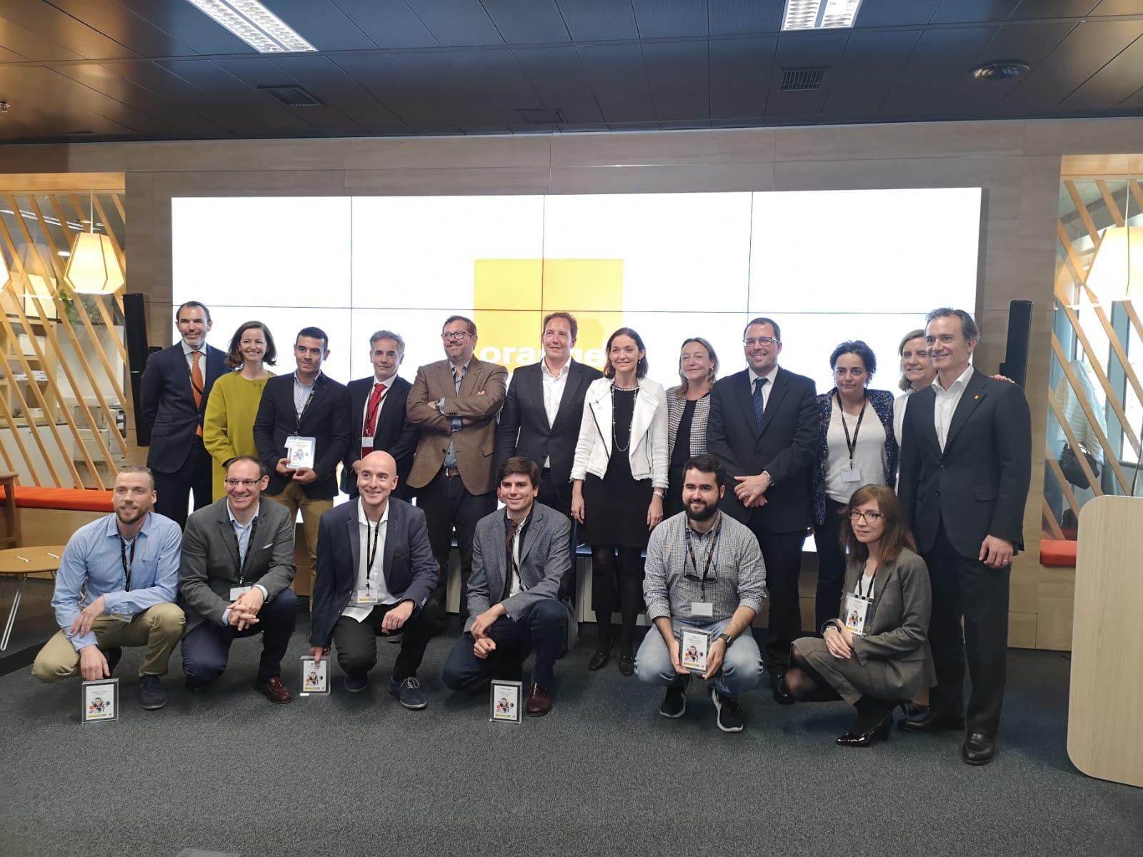 Pensumo gana el programa de emprendimiento 'Lánzate' en Economía Colaborativa y se beneficia de asesoramiento de líderes de grandes empresas